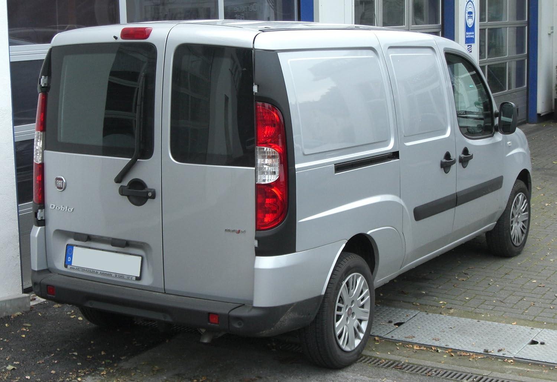 Fiat Doblo inclinado 4 x 4 Estate coche perro Jaula Crate viaje ...