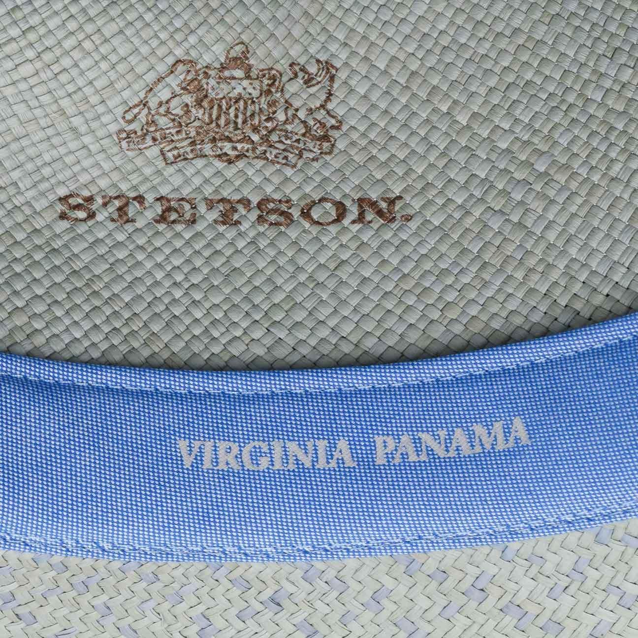 Stetson Virgi Premium Panama Hat Straw Hat Summer Hat  Amazon.co.uk   Clothing 869c29dc5a03