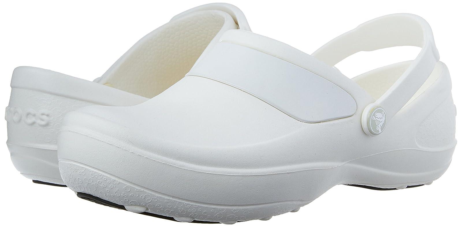 Crocs Women's Mercy Work Slip Resistant - 6