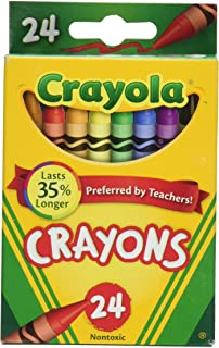 product image for Crayola Crayons 24 Count - 2 Packs (52-3024)