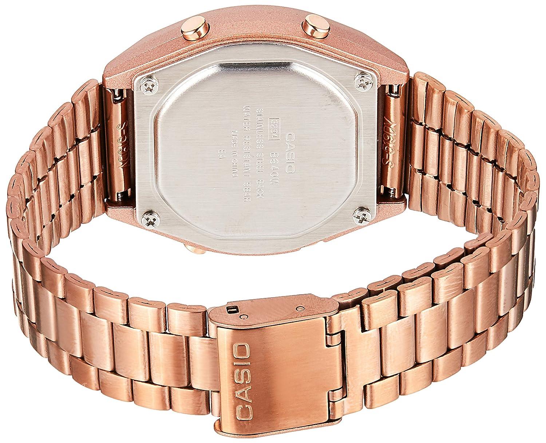Amazon.com: Reloj digital clásico para damas Casio ...