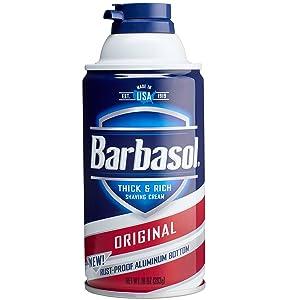 Barbasol Shave Regular Size 10z Barbasol Shave Cream Regular 10oz