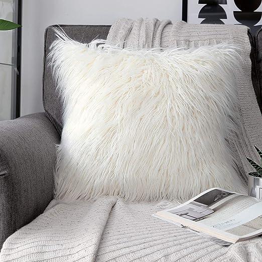 Luxury Sofa Cushion Cover Throw Pillow Sham Decor Pillowcase Cover-60 x 60cm