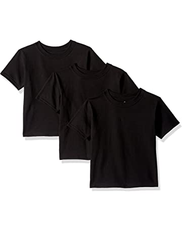6977f35b7e158 Hanes Boys Toddler ComfortSoft Tee (Pack of 3)