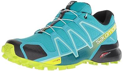 promo code e6fb2 265f4 Salomon Women's Speedcross 4 Trail Running Shoes