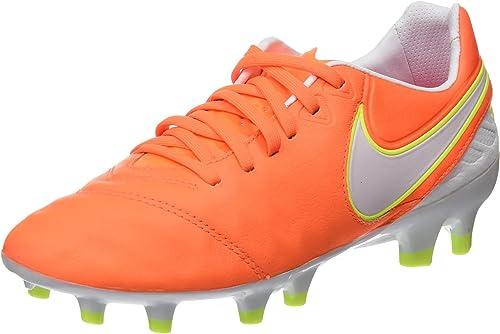 Nike Tiempo Legacy II FG, Chaussures de Football Femme