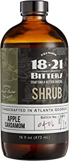 product image for 18.21 Bitters 16 oz. Apple Cardamom Shrub (Drinking Vinegar)