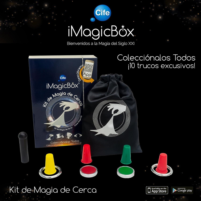iMagicBox Magia de Cerca Cife Spain 41450
