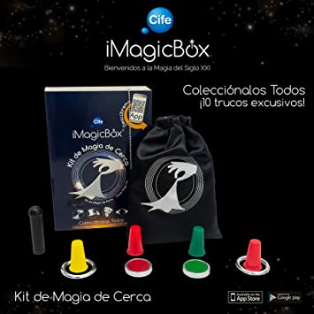 iMagicBox- Magia de Cerca (Cife Spain 41450): Amazon.es ...