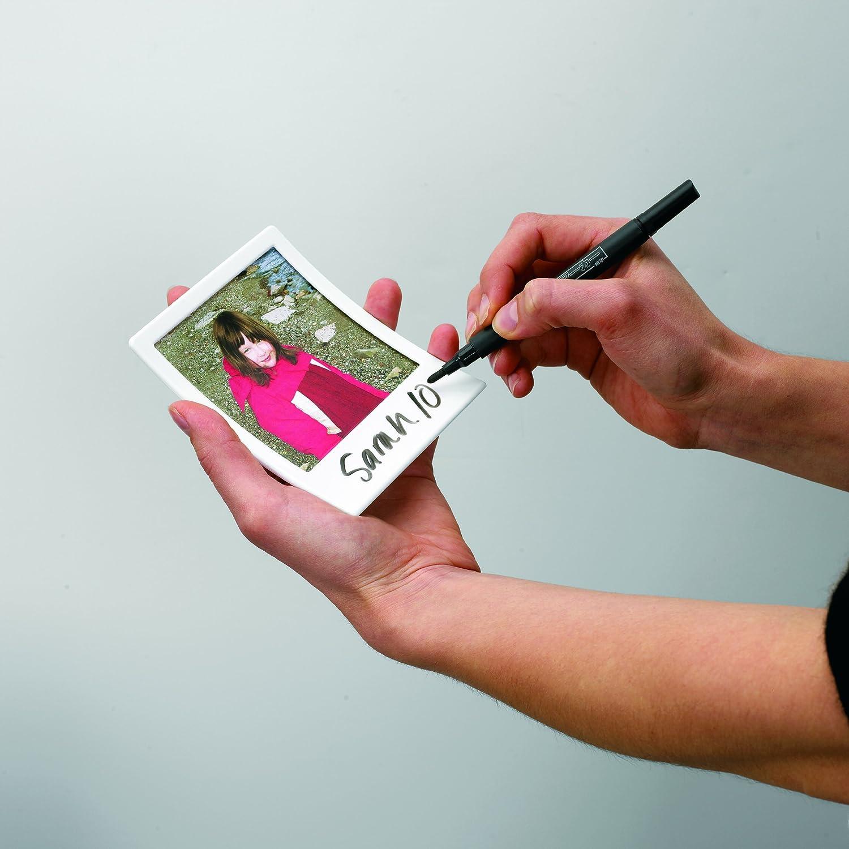 Amazon.de: Umbra 310400-660 Snap Frame 3.5 x 3.5 cm, (X9) White