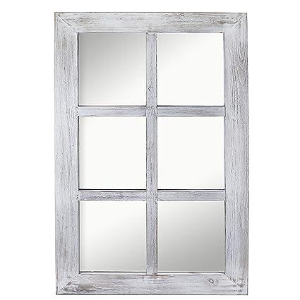 rustic home decor window pane