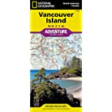 Vancouver Island (National Geographic Adventure Map, 3128)