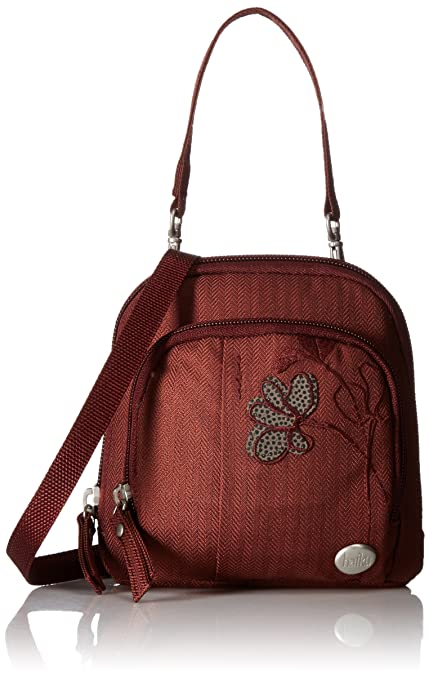 3a645d84c5 Amazon.com  Haiku Women s Pouch Mini Crossbody Handbag