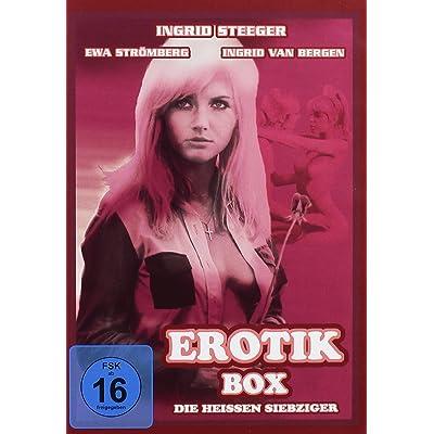 Erotik Box - Die heißen Siebziger [Alemania] [DVD]