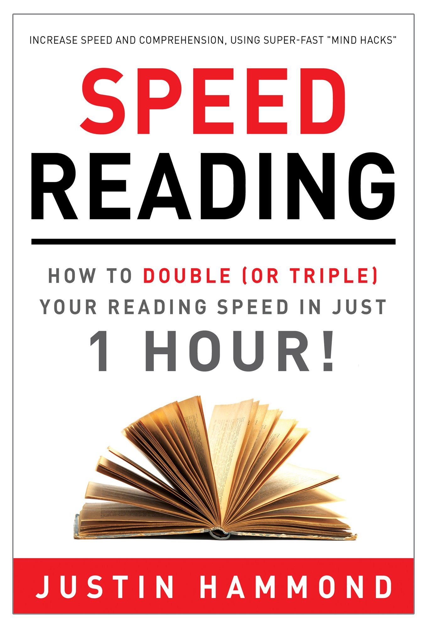 Speed Reading: How to Double (or Triple) Your Reading Speed in Just 1 Hour! (B008J2MMWU) Amazon Price History, Amazon Price Tracker