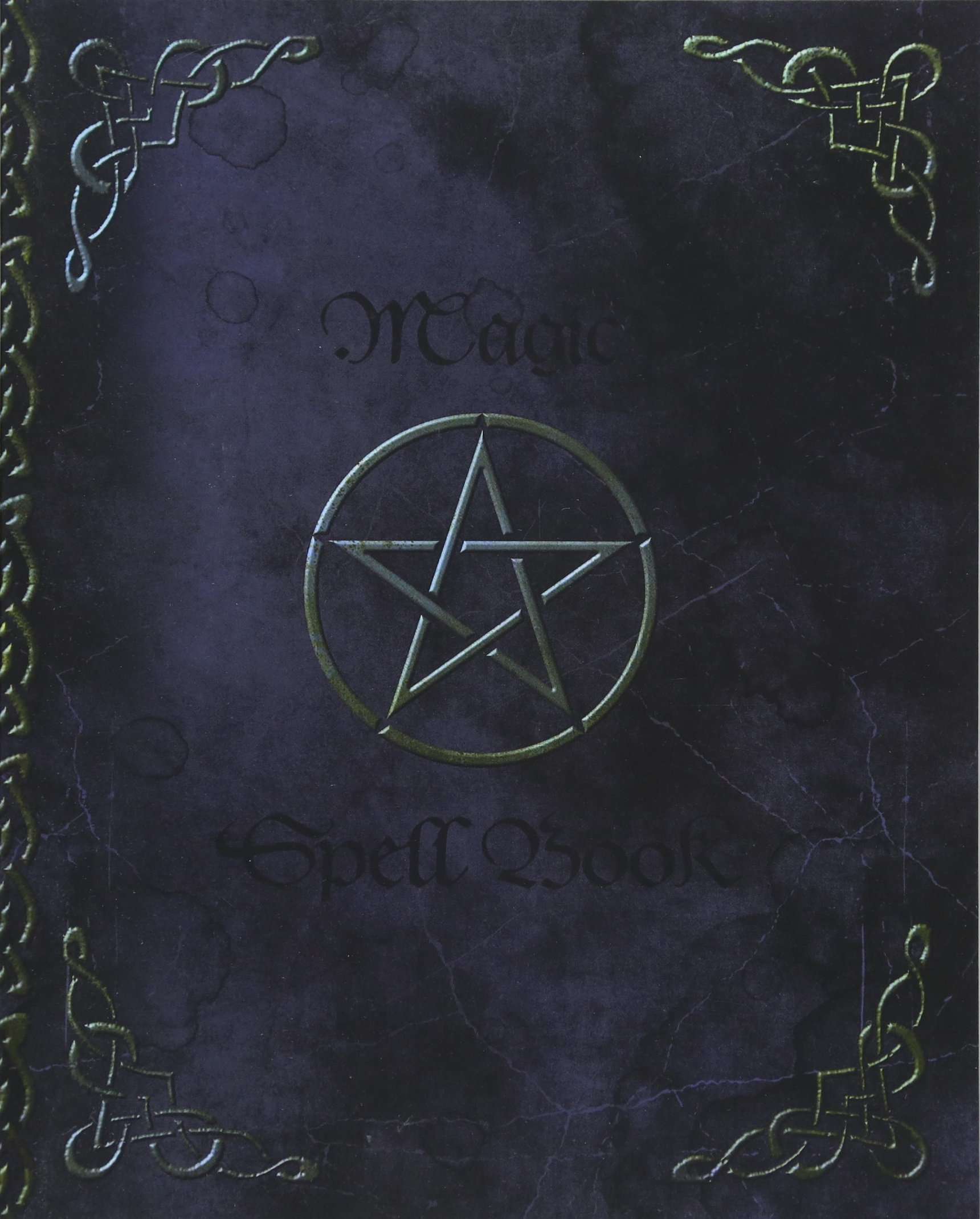 Magic Spell Book Attractive Paperback product image