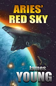 Aries' Red Sky: A Vergassy Universe Novel