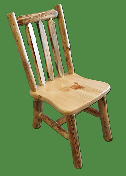 Amazon.com - Midwest Log Furniture - Northern Rustic Pine ...