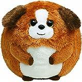 Ty Beanie Ballz Ballon Bandit - chien en peluche 12 cm
