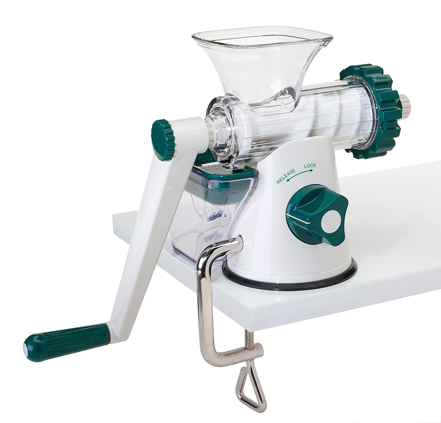 wheatgrass juicer review