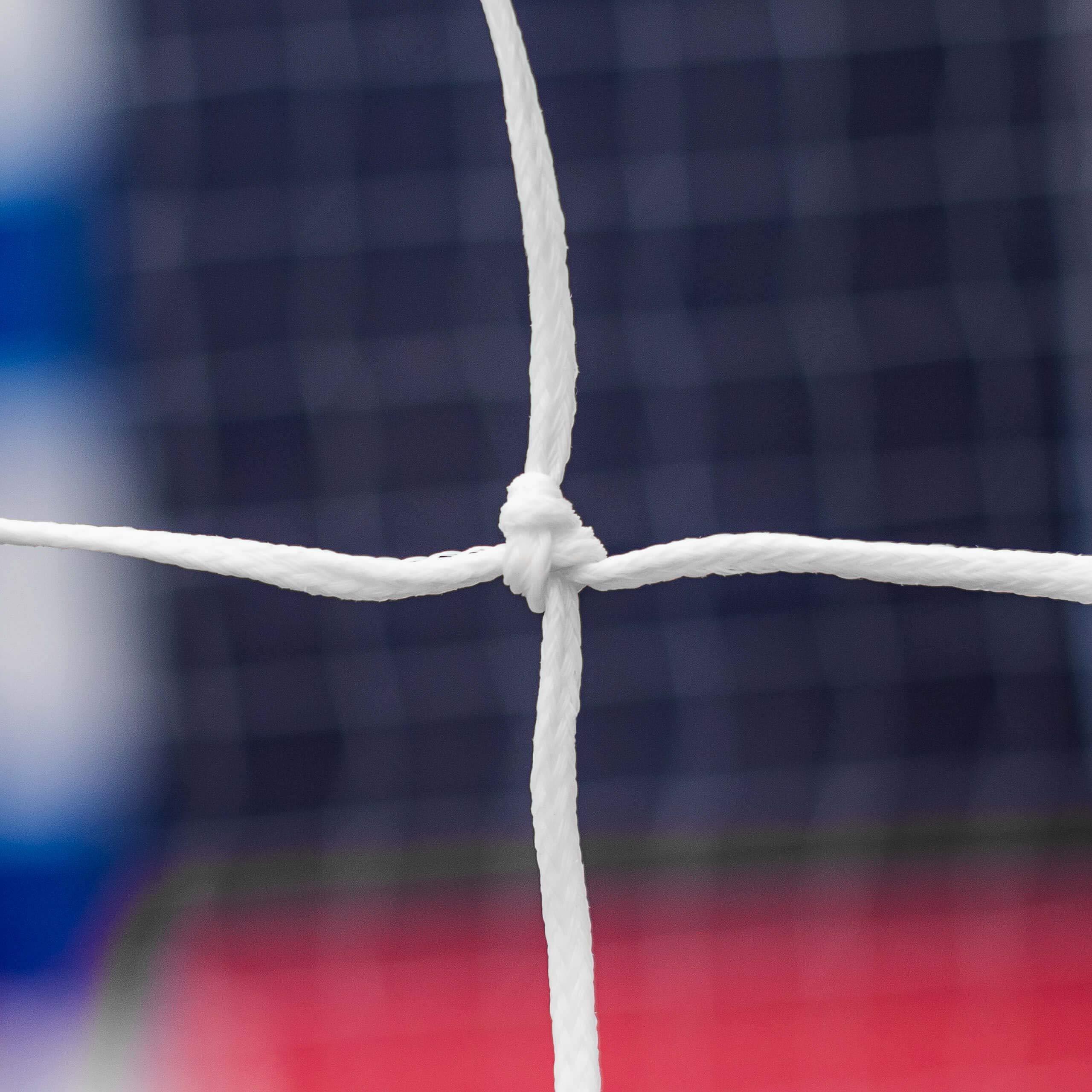 Forza Alu80 Competition Handball Goals | IHF Regulation Size 3m x 2m Handball Goal [Net World Sports] (Pair, Red) by Forza (Image #8)