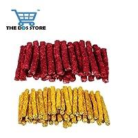 Dog Chew Stick Combo 1 KG Chicken + 1 KG Mutton Flavours