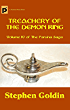 Treachery of the Demon King (The Parsina Saga Book 4)