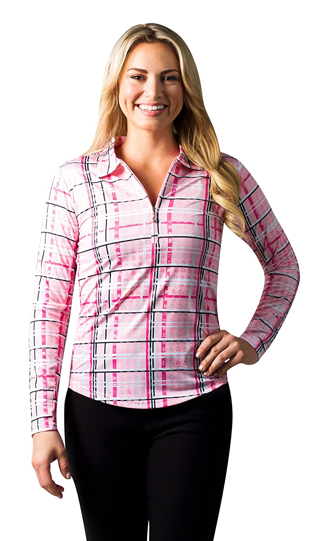 San Soleil SHIRT レディース B07B7DDYCD X-Large Westport Pink Westport Pink X-Large