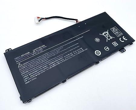 Fengwings Ac14a8l Akku Kompatibel Mit Acer Aspire V15 Computer Zubehör