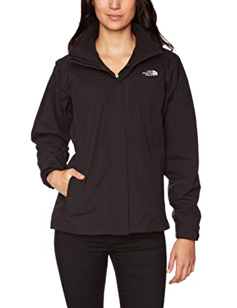 online retailer 1e455 26edf THE NORTH FACE Damen Outdoorjacke Evolution Triclimate