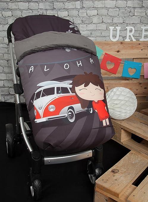 Babyline Aloha Chica - Saco de silla de paseo