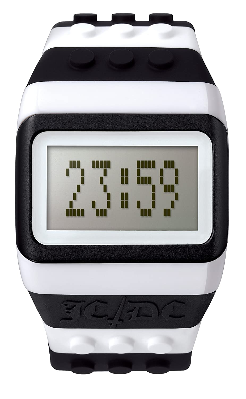 ODM Unisex-Armbanduhr POP HOURS Digital Quarz Silikon JC01-7A