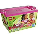 LEGO DUPLO Creative Cakes – Construction Games (Multicolor, 2 YEAR (S), 55 Piece (S), Girl, 5 Year (S))