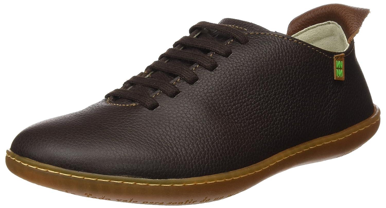 El Naturalista N296 Soft Grain El Viajero, Zapatos de Cordones Derby Unisex Adulto