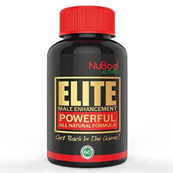Amazon Com Elite Male Enhancement Boosts Testosterone And Male