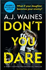 Don't You Dare Kindle Edition