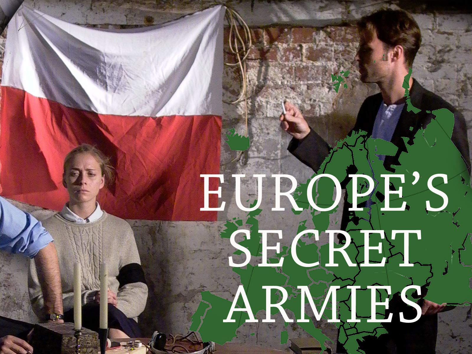 Europe's Secret Armies on Amazon Prime Video UK
