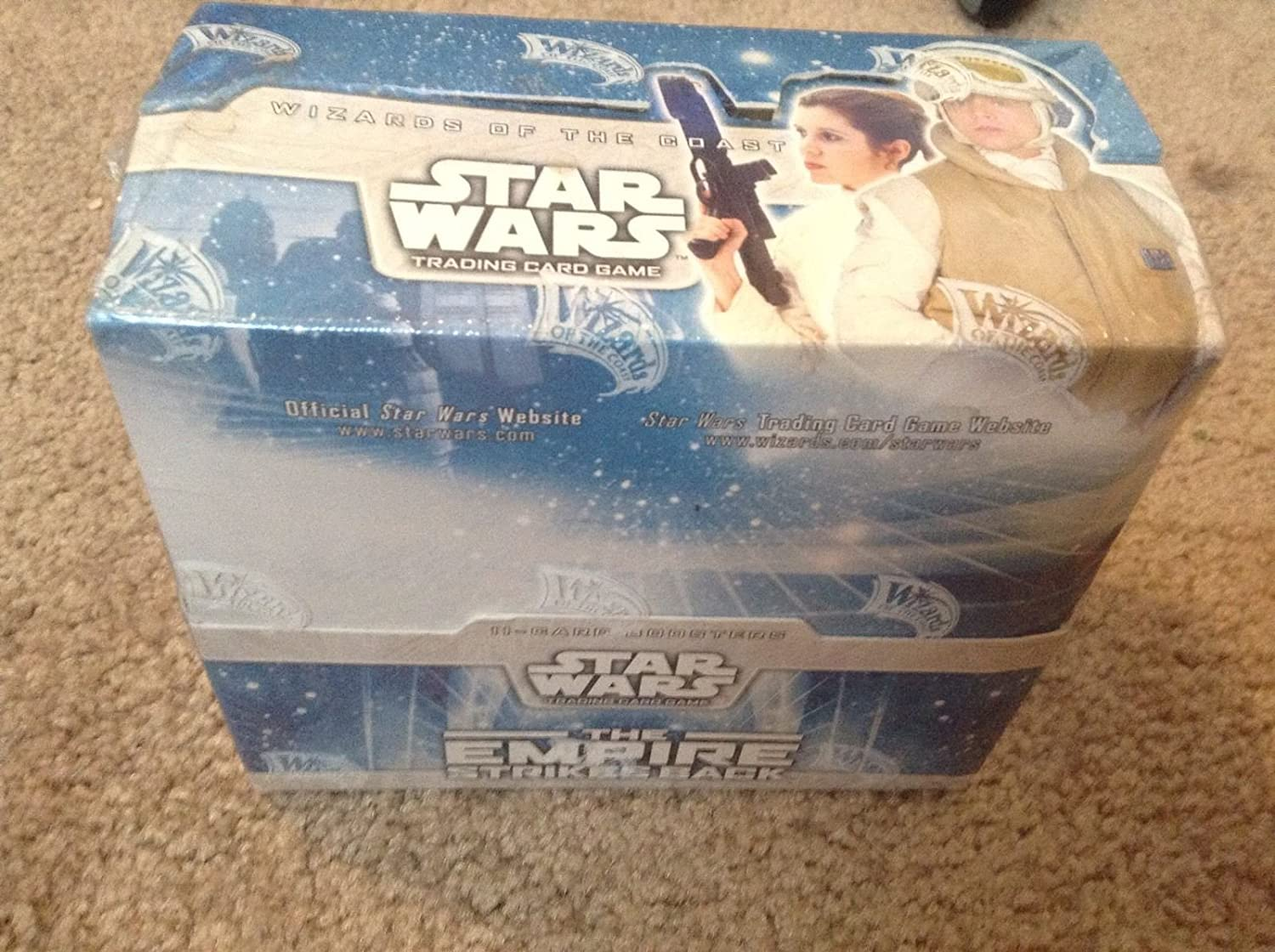 FACTORY SEALED STAR WARS DESTINY EMPIRE AT WAR BOOSTER PACK 1ct