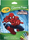 Crayola Ultimate Spiderman Mini Coloring Pages
