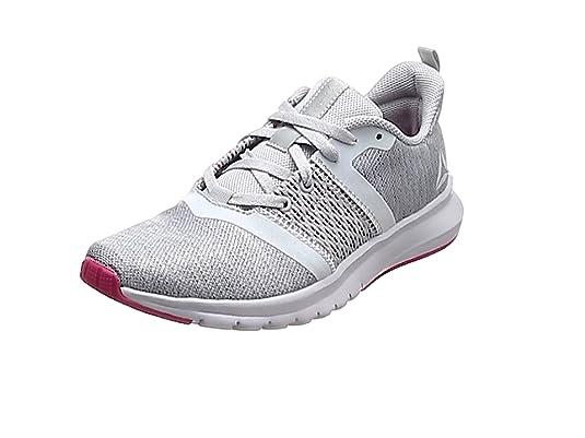 4a448718 Reebok Print Lite Rush, Zapatillas de Deporte para Mujer, (Cloud Grey/Cool