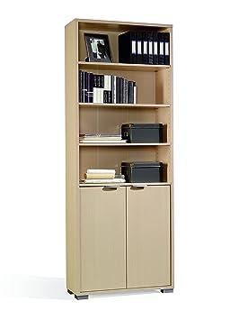 Abitti Libreria o estanteria con Puertas Inferiores, estantes ...