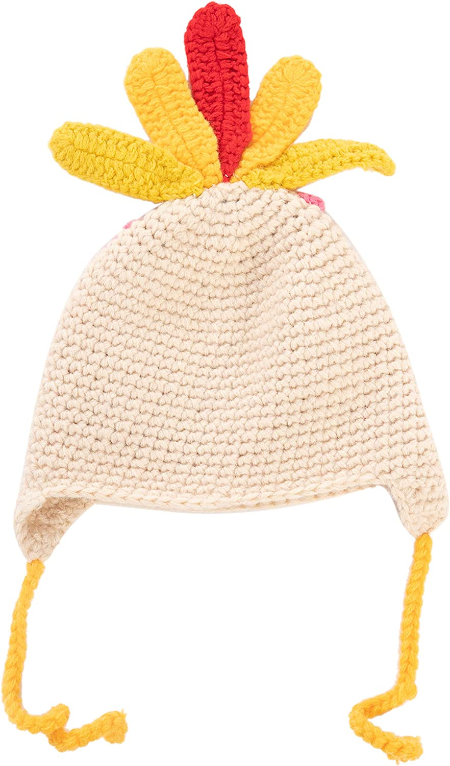 Hat Photo Prop and Carnival Cosplay Role Play JOYIN Thanksgiving Christmas Beanie Turkey Knitted Hat Cap for Baby Toddler Thanksgiving Dress Up Party