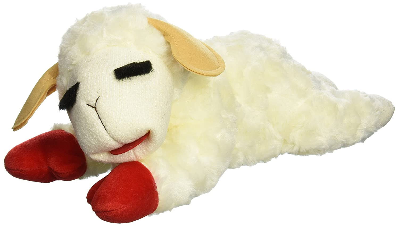amazon com aurora plush 12 inches lamb chop toys u0026 games