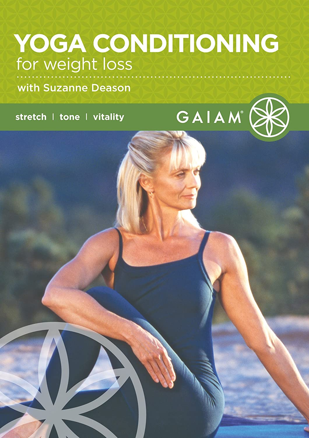 Yoga Conditioning for Weight Loss Gaiam: Yoga/Suzanne Deason 93-0173 Fitness/Self-Help Movie