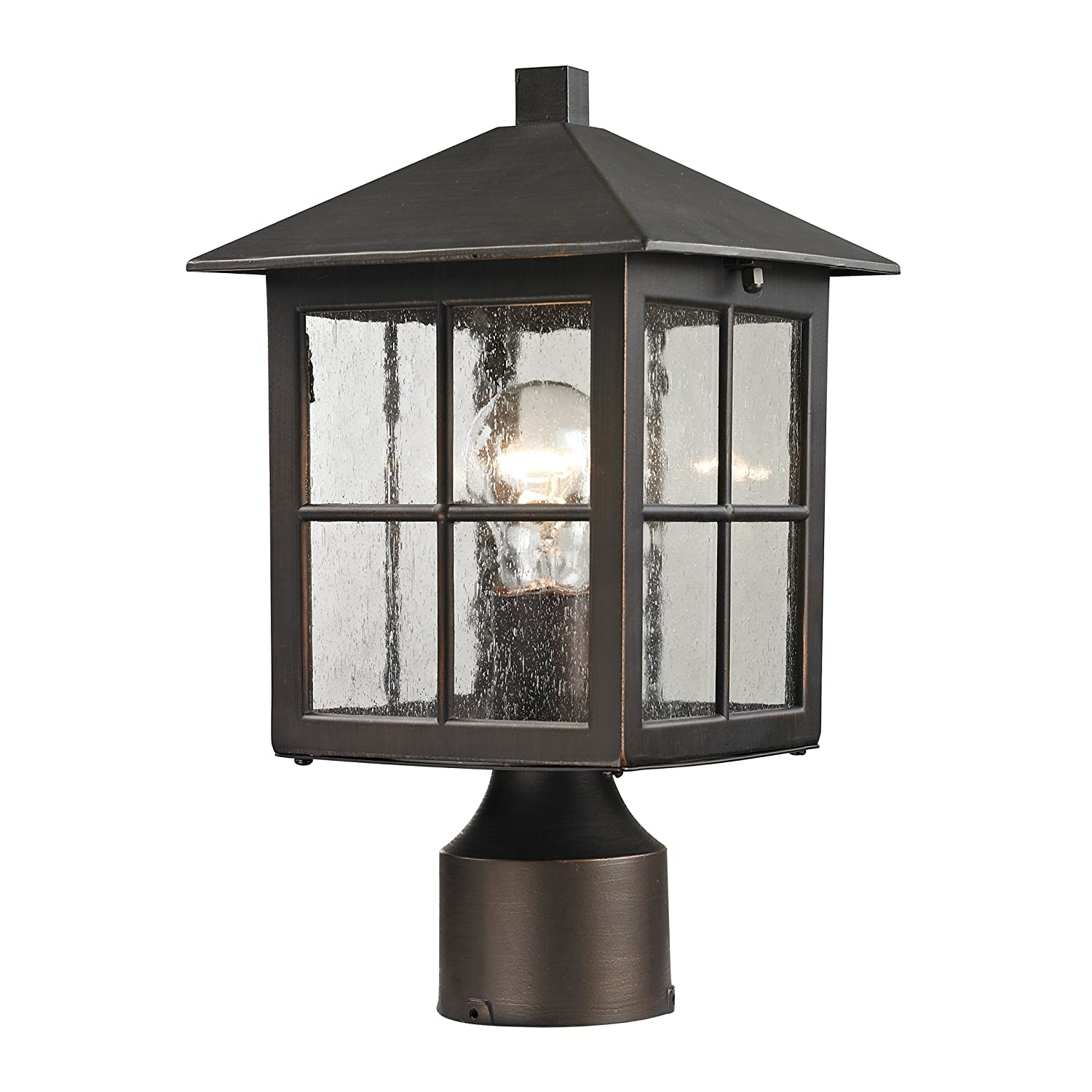 view bronze outdoor glass lamps rubbed in shown opal inch bay cfm finish etched lighting minka and lamp item post wide oil lavery light