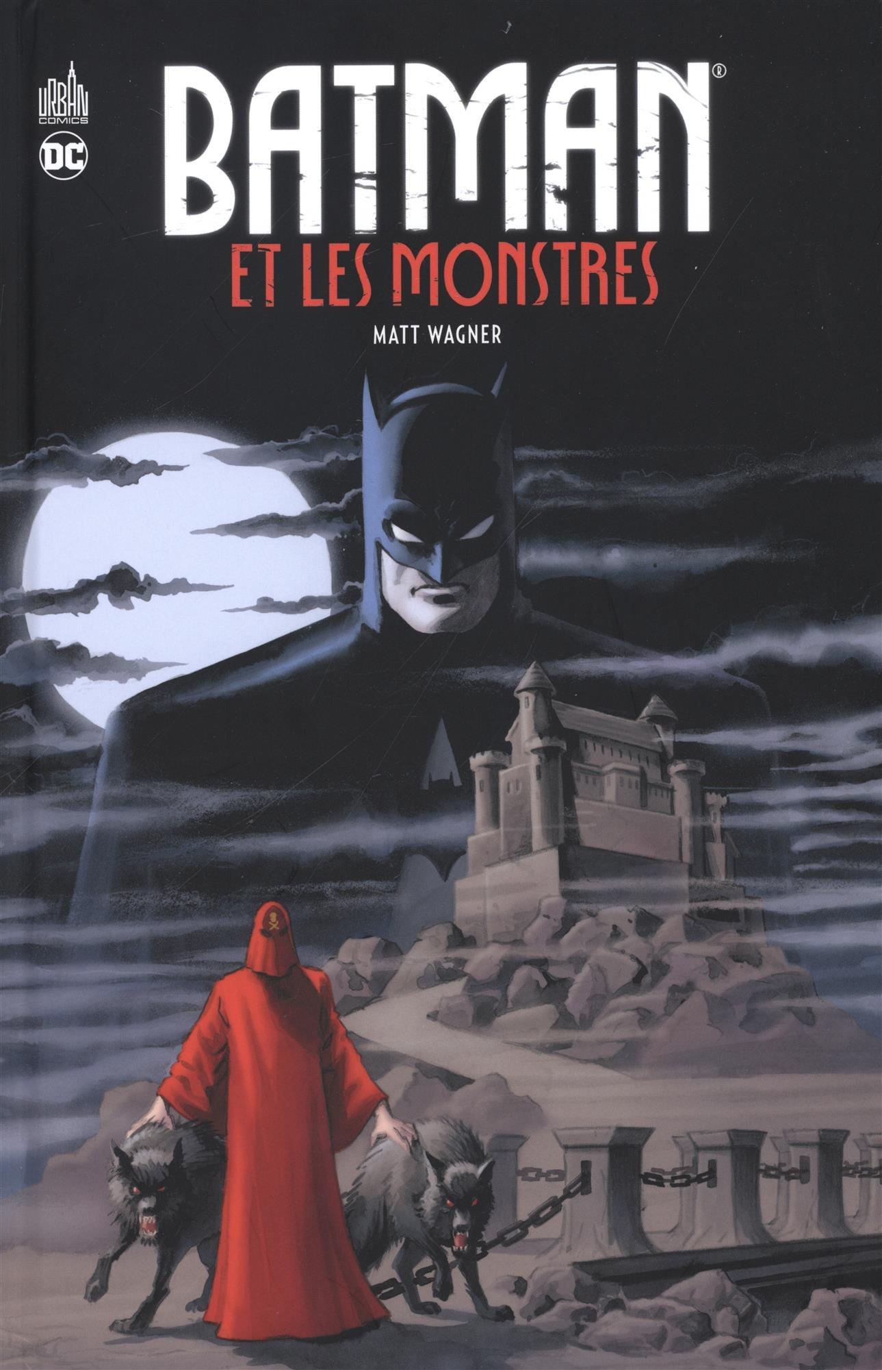 lire comics batman