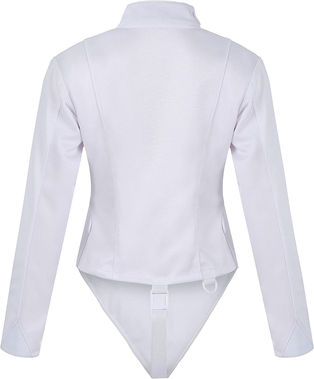 Right Hand RAYJOY Unisex 350N Fencing Jacket