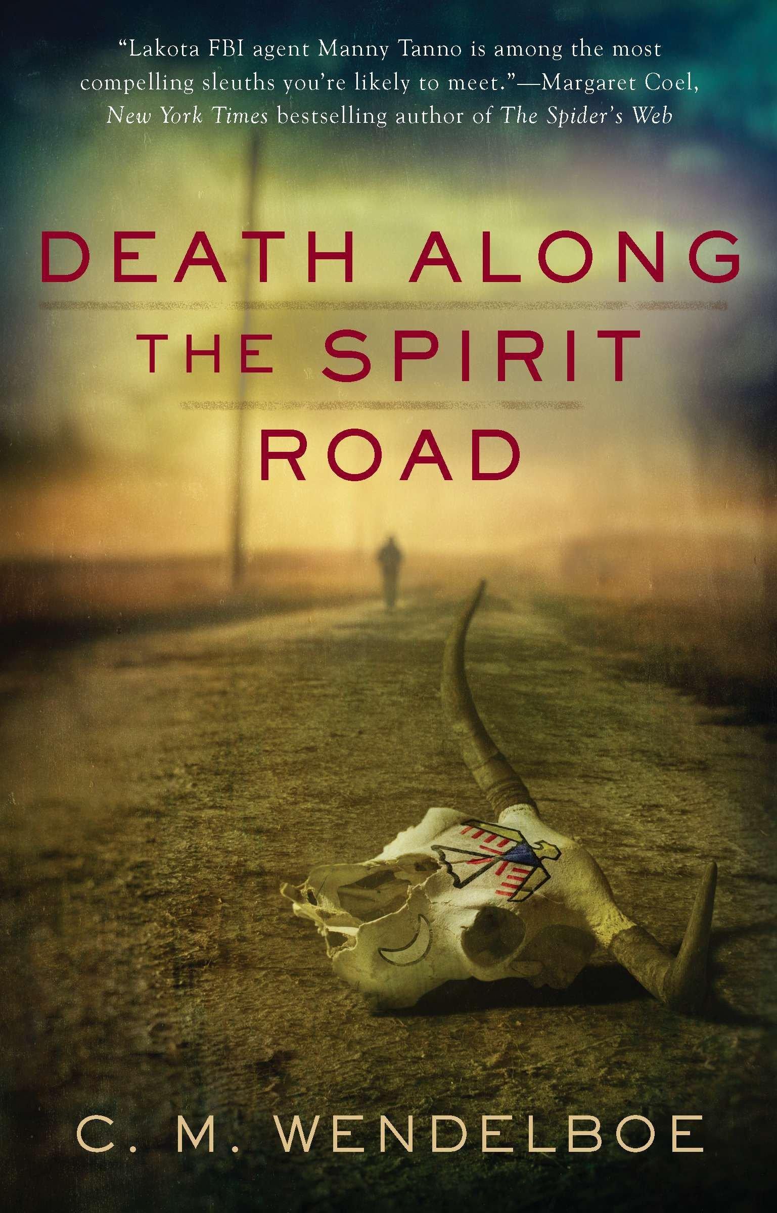 Death Along the Spirit Road (Manny Tanno) ebook