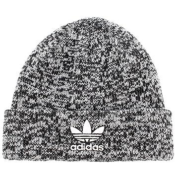 bb7102decd059 Adidas Men s Originals Trefoil II Knit Beanie