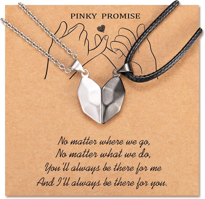 personalized necklace-couples necklace set-boyfriend girlfriend set-engagement necklace set-unisex necklace-valentines day gift-cube set
